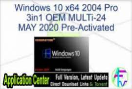 Windows 10 Pro 20H1 19041.546 Super Lite Gamer pt-BR x64